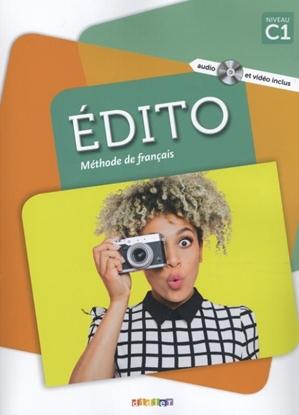 Afbeeldingen van Edito methode de francais niveau C1