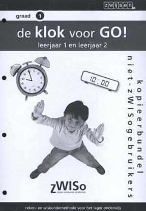 Afbeeldingen van De klok voor GO! Graad 1 leerjaar 1 en 2