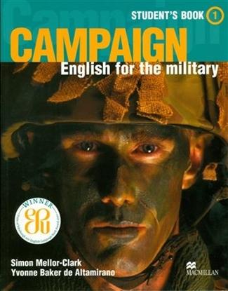 Afbeeldingen van Campaign 1 Student Book