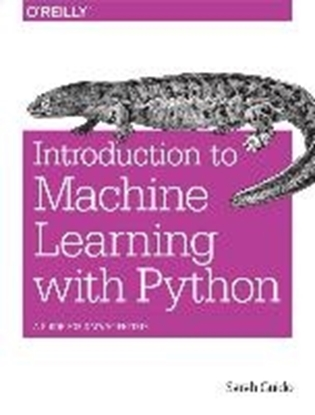 Afbeeldingen van Introduction to Machine Learning with Python