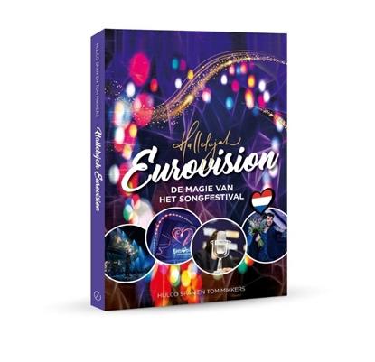 Afbeeldingen van Hallelujah EuroVision de magie van het songfestival