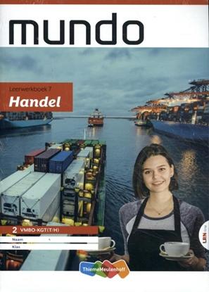 Afbeeldingen van Mundo LRN-line online + boek 2 vmbo-kgt (t/h) thema 7: Handel 7 handel 2 vmbo-kgt (t/h) leerwerkboek