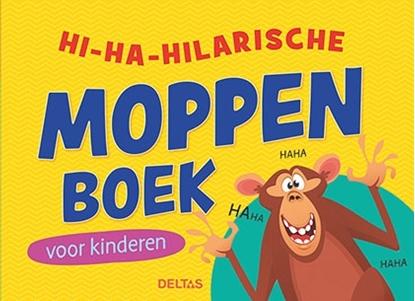 Afbeeldingen van Hi-Ha-hilarische moppenboek voor kinderen set 3 ex.
