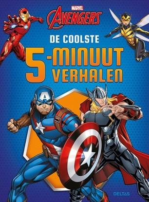 Afbeeldingen van Avengers De coolste 5-minuutverhalen