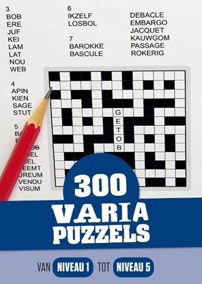 Afbeeldingen van 300 varia puzzels