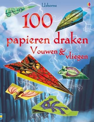 Afbeeldingen van 100 papieren draken Vouwen & Vliegen