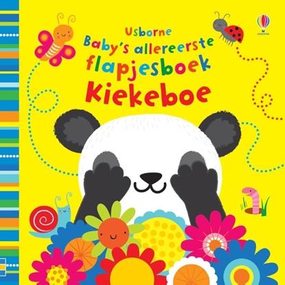 Afbeeldingen van Baby's allereerste speel- en voelboekje Kiekeboe