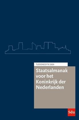 Afbeeldingen van Staatsalmanak Koninkrijk der Nederlanden. Tusseneditie 2020.