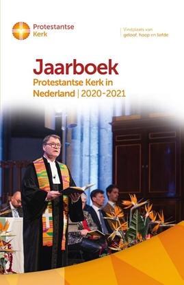 Afbeeldingen van Jaarboek Protestantse Kerk in Nederland 2020-2021
