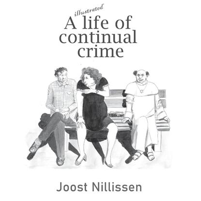 Afbeeldingen van A life of continual crime
