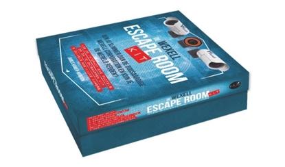 Afbeeldingen van De Wexell Escape Room Kit