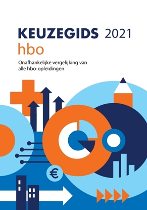 Afbeeldingen van Keuzegids hbo 2021