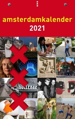 Afbeeldingen van Amsterdamkalender 2021