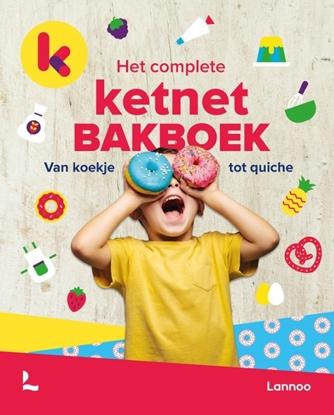 Afbeeldingen van Ketnet Het complete Ketnet bakboek