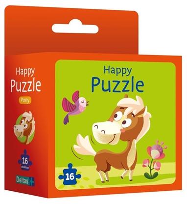 Afbeeldingen van Happy puzzle - pony