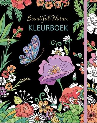 Afbeeldingen van Beautiful Nature kleurboek