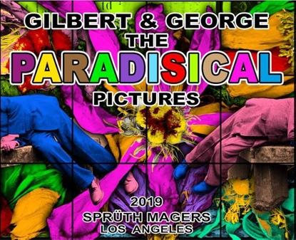 Afbeeldingen van Gilbert & George