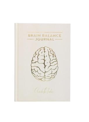 Afbeeldingen van Brain Balance journals Brain Balance journal beige