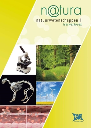 Afbeeldingen van n@tura natuurwetenschappen 1 Leerwerkboek