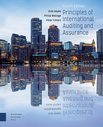 Afbeeldingen van Principles of International Auditing and Assurance