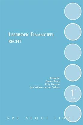 Afbeeldingen van Ars Aequi Handboeken Leerboek Financieel recht