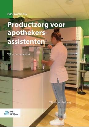Afbeeldingen van Basiswerk AG Productzorg voor apothekersassistenten