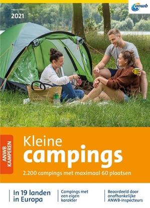 Afbeeldingen van ANWB campinggids ANWB-gids Kleine Campings 2021