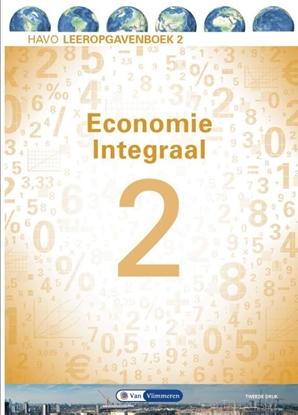 Afbeeldingen van Economie Integraal havo leeropgavenboek 2