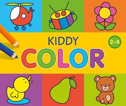 Afbeeldingen van Kiddy Color (2-4 j.) / Kiddy Color (2-4 a.)