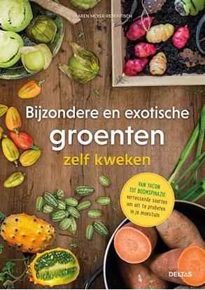Afbeeldingen van Bijzondere en exotische groenten zelf kweken