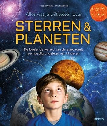 Afbeeldingen van Alles wat je wilde weten over sterren & planeten