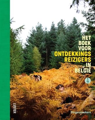 Afbeeldingen van Het boek voor ontdekkingsreizigers in België