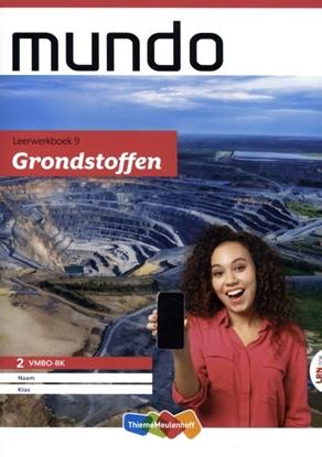 Afbeeldingen van Mundo LRN-line online + boek 2 vmbo bk thema 9: Grondstoffen