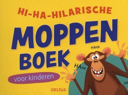 Afbeeldingen van Hi-ha-hilarische moppenboek voor kinderen