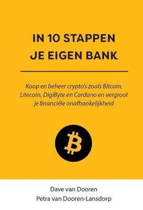 Afbeeldingen van 10 stappen In 10 stappen in je eigen bank