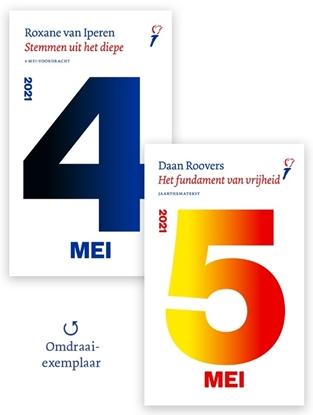 Afbeeldingen van 1 x Dubbeluitgave 4 en 5 mei 2021 Roxane van Iperen en Daan Roovers