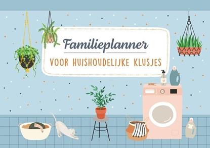 Afbeeldingen van Familieplanner voor huishoudelijke klusjes