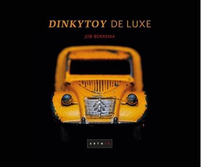 Afbeeldingen van Still levende speelgoedautootjes Dinkytoy de Luxe