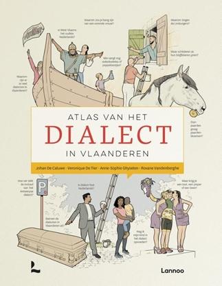 Afbeeldingen van Atlas van het dialect in Vlaanderen